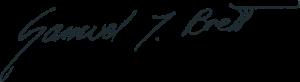 Samuel Brett Signature